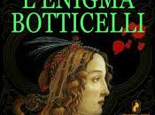 [Recensione] L'enigma Botticelli CInzia Giorgio, crime story mondo mercanti d'Arte