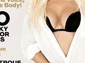 provocante Christina Aguilera sulla cover Maxim