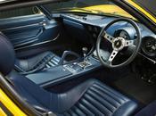 1972 Lamborghini Miura Coupé