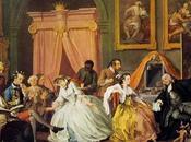 Matrimonio alla moda, l'influenza della pittura italiana quella anglosassone