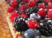 Crostata frutti bosco