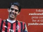 """Kakà: """"Milan, rieccomi: torneremo vincere"""""""