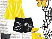 LOVE color style: yellow!!