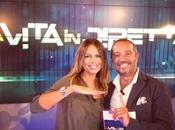 Paola Perego Franco Mare timone della nuova Vita Diretta