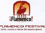 ¡Flamenco! Festival Canti, musica danze popolo gitano ottobre 2013 Roma.