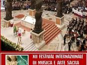 Festival Internazionale Musica Arte Sacra, Roma Vaticano, Ottobre Novembre 2013.