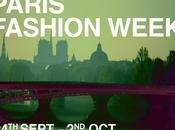Paris fashion week settembre ottobre 2013.