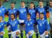 Italia contro Repubblica Ceca Brasile 2014