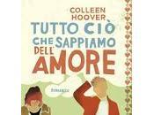Tutto sappiamo dell'amore Colleen Hoover