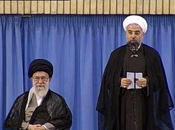 """Rohani nomina sempre piu' pasdaran posti chiave. khamenei ribadisce: """"con l'occidente conflitto insanabile"""""""