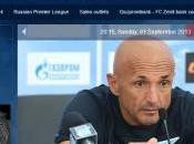 """Spalletti attacca Roma Europa più"""""""