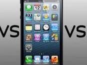 Samsung Galaxy confronto iPhone Nokia Lumia 1020