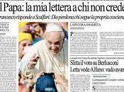 dialogo papa Francesco-Scalfari essere fecondo tutti