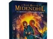 Anteprima: Terre Magiche Midendhil. missione dell'ultimo custode Davide Simon Mazzoli