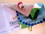 Tutorial amanti cucito creativo solo: come realizzare porta uncinetti