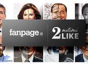 Fanpage raggiunge traguardo milioni fans Facebook