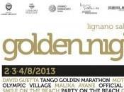Golden nights Lignano Sabbiadoro, parate campioni delle sport
