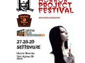 Eventi edizione dell'Horror Project Festival settembre Roma