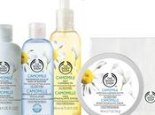 [Preview] Body Shop (nuova) Linea Struccante alla Camomilla