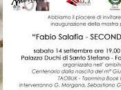 SECONDO NATURA opere FABIO SALAFIA cura Giuseppe Morgana