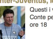 pareggio Meazza, Mazzarri batte Conte