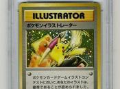 All'asta carta Pokemon rara