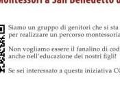 Benedetto Tronto: genitori attivano realizzare asilo Montessori