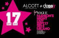 Alcott Angeles deBBY: Alla VFNO Milano