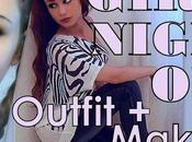 GIRLS NIGHT Outfit Makeup VIDEO