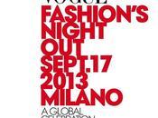 Eventi Vogue fashion's night Settembre 2013: eventi