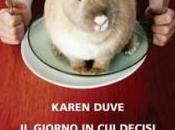 giorno decisi diventare persona migliore. Karen Duve. Edito Neri Pozza.