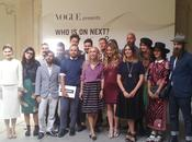 Milano fashion week. talenti Who's next mostra Palazzo Morando