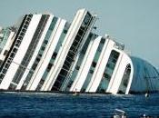 Costa Concordia torna asse. Conclusi primi lavori