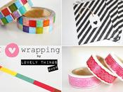 Nuovi washi tape