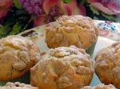 Muffins Mirtilli Rossi Streusel