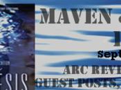 Blog Tour Maven Nemesi S.A. Huchton