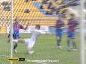 Hoverla Uzhorod-Arsenal Kiev 2-0, video highlights