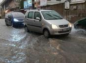 Catania, giovane motociclista disperso causa maltempo