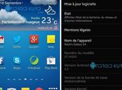 Android Jelly Bean avvistato Samsung Galaxy