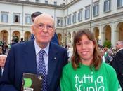Quirinale l'inaugurazione dell'anno scolastico Presidente Napolitano, dalle 16.45 diretta