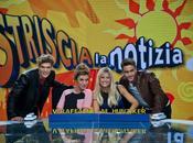 """Michelle Hunziker Virginia Raffaele dietro bancone """"Striscia Notizia"""": stasera alle 20.40 Canale edizione...con Velini"""