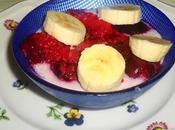 Crema ricotta frutti bosco savoiardi (senza uova)