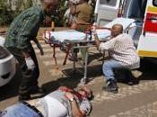 americani inglese nell'attacco Nairobi