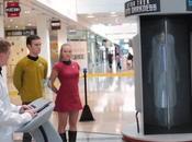 ROFL, Star Trek: teletrasporto centro commerciale
