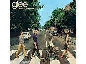 "copertina dell'iconico album Beatles ricreata ""Glee"