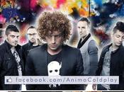 band Animo presenta tributo Coldplay