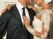 minuto silenzio l'abito sposa Belen Rodriguez