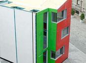Green building low-cost costruito sole firmato Rogers