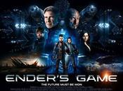 Empire pubblica affascinante quad poster Ender's Game