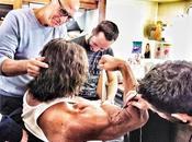 Dwayne Johnson alle prese make nella nuova foto Hercules: Thracian Wars